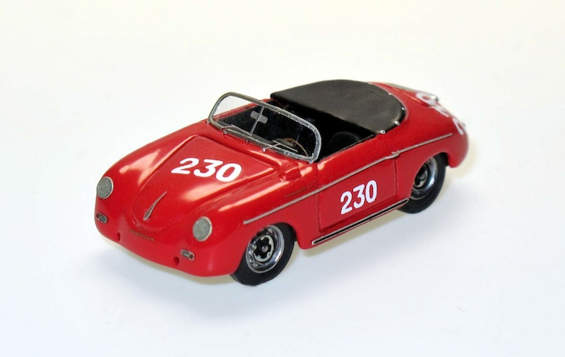 87003 1 Porsche 356A Speedster racing