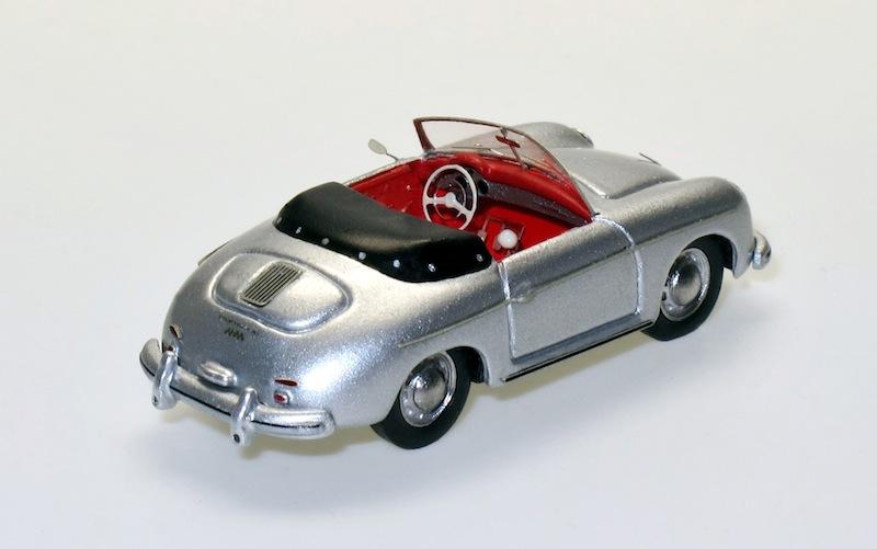 87010 2 Porsche 356A Convertible D