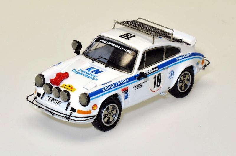 87012 1 Porsche 911 Carrera RS East African Safari 74