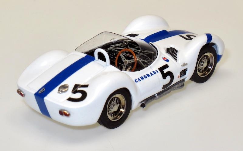 87014 2 Maserati Birdcage Tipo 61 1000km Nürburgring 1960