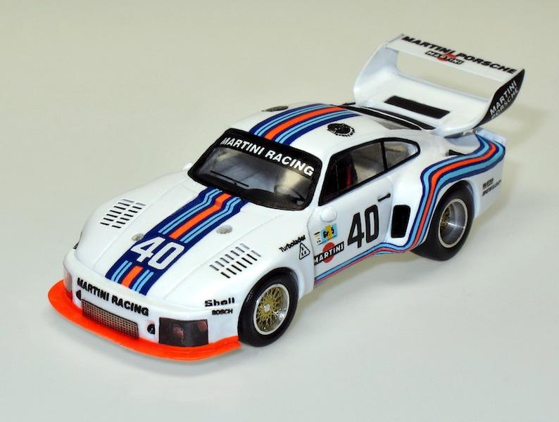 87023 1 Porsche 935 Martini Le Mans 76
