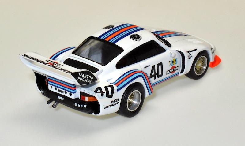 87023 2 Porsche 935 Martini Le Mans 76