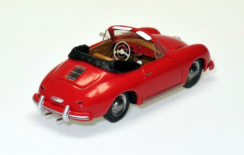 87027 2 Porsche 356 A Cabrio