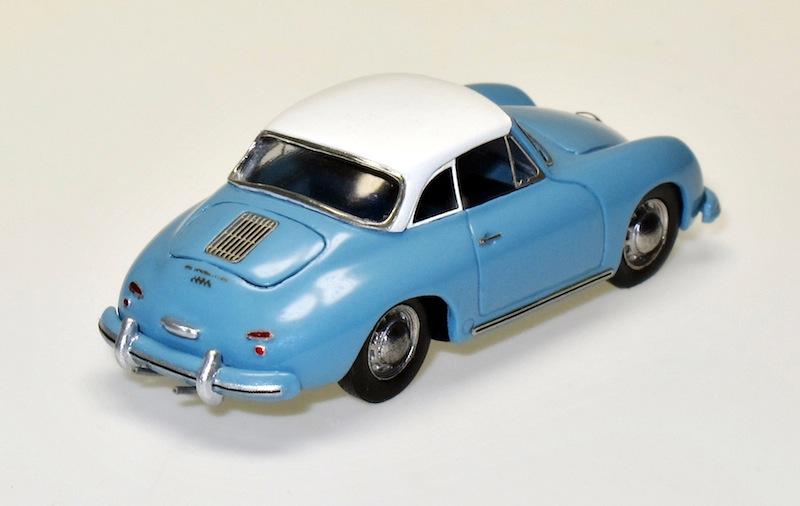 87028 2 Porsche 356 A Hardtop Coupe