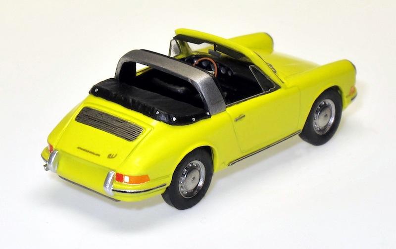 87029 2 Porsche 911 targa Soft Window