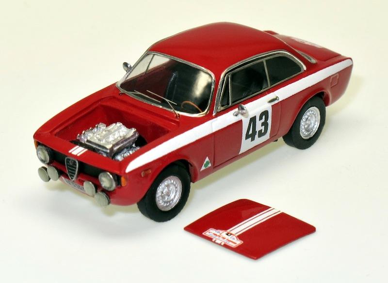 87033 1 Alfa Romeo GTA Tour de Corse 66