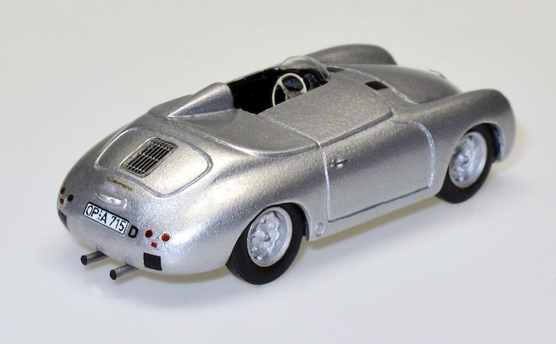 87036 2 Porsche 356A Speedster Monza Record 57