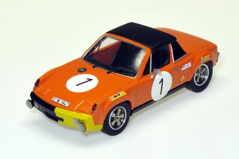87038 1 Porsche 914 6 GT Marathon de la Route 70