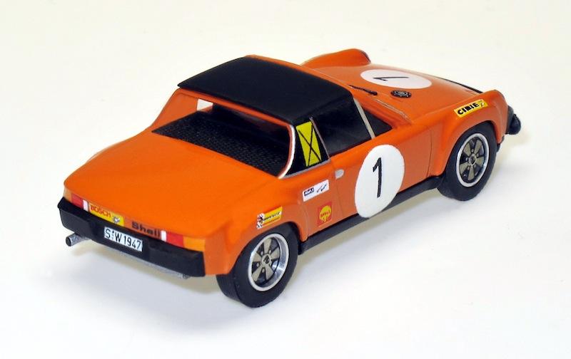 87038 2 Porsche 914 6 GT Marathon de la Route 70