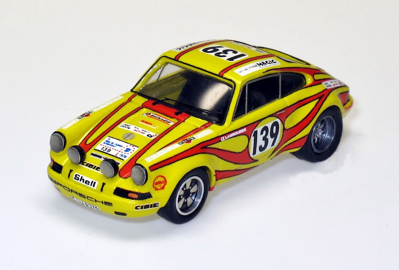 87041 1 Porsche 911 R Lightweight Tour de France 70