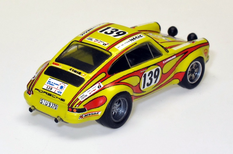 87041 2 Porsche 911 R Lightweight Tour de France 70