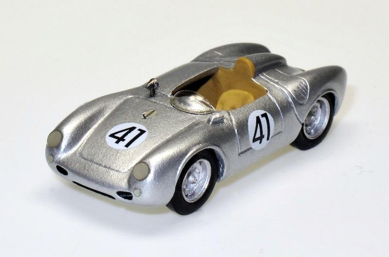 87047 1 Porsche 550 A Spyder racing Sebring 57