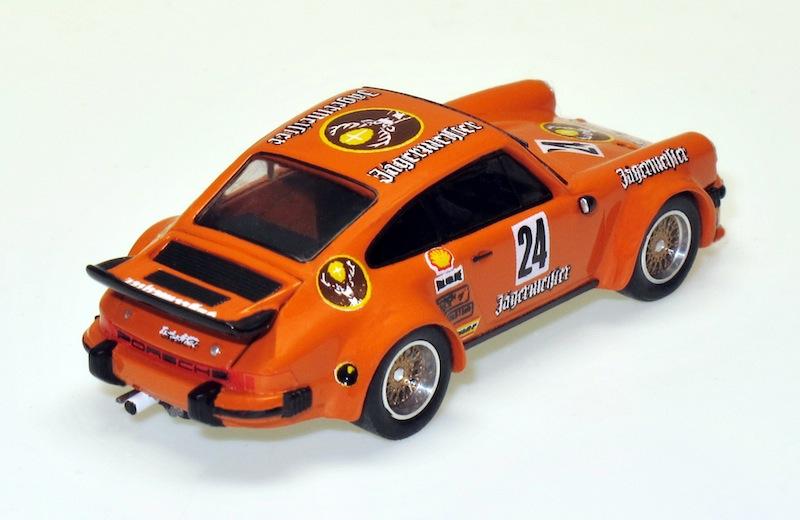 87048 2 Porsche 934 Jägermeister 1000km Nürburgring 76