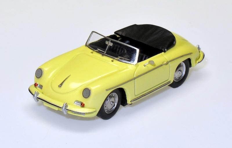 87050 1 Porsche 356 B T5 Roadster
