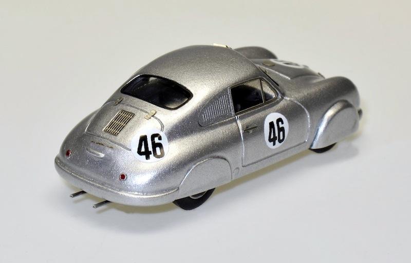 87058 2 Porsche 356 SL Le Mans 51