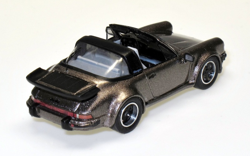 87074 2 Porsche 911 Turbo targa 3.3l