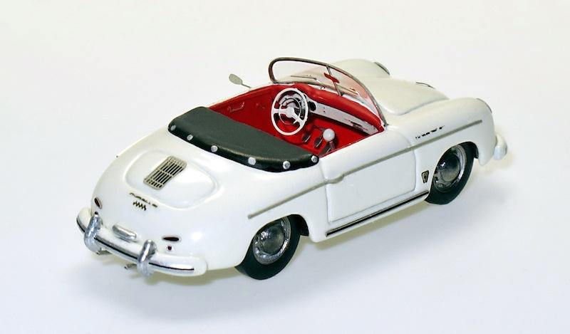 87002 2 Porsche 356A Speedster