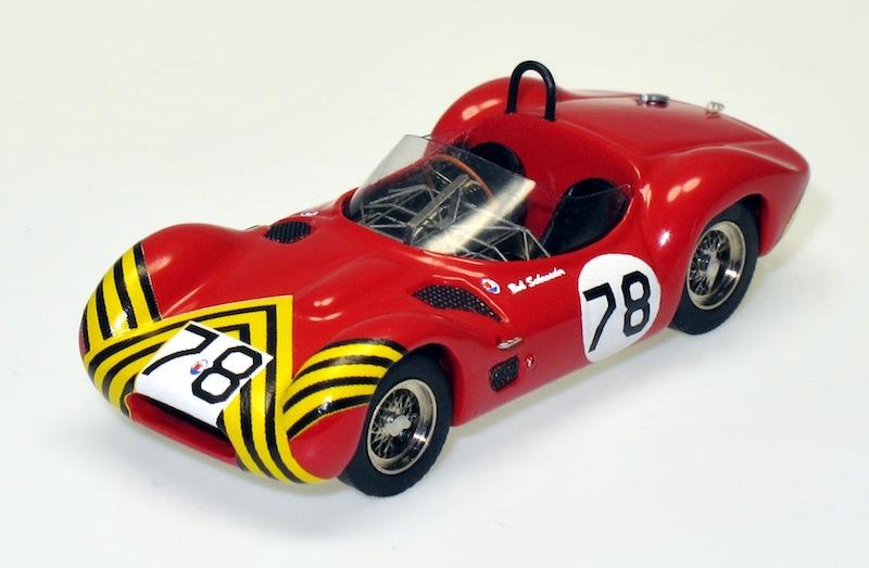87008 1 Maserati Birdcage Tipo 61 Riverside 1961