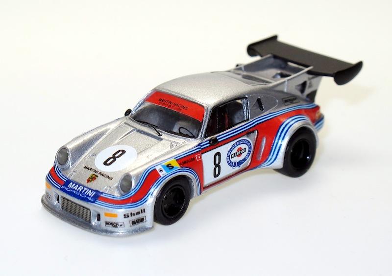 87009 1 Porsche 911 Carrera turbo RSR  1000km Nürburgring 1974