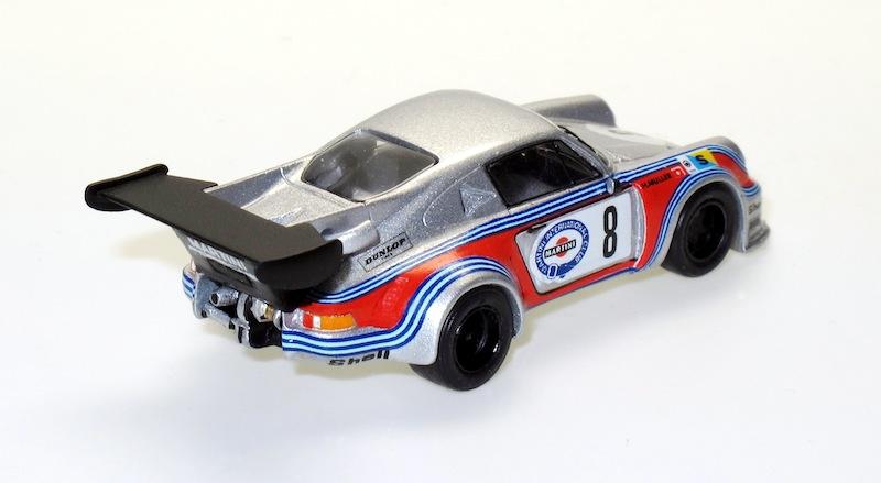 87009 2 Porsche 911Carrera turbo RSR  1000 km Nürburgring 1974