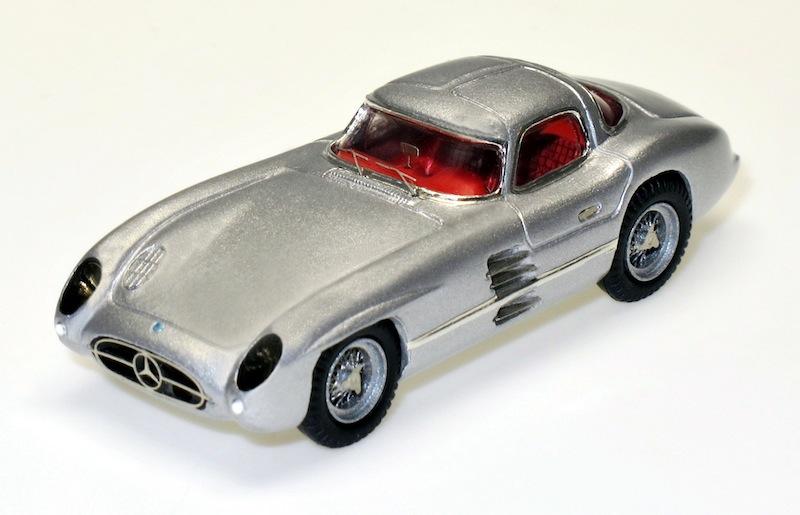 87013 1 Mercedes 300 SLR Uhlenhaut Coupe
