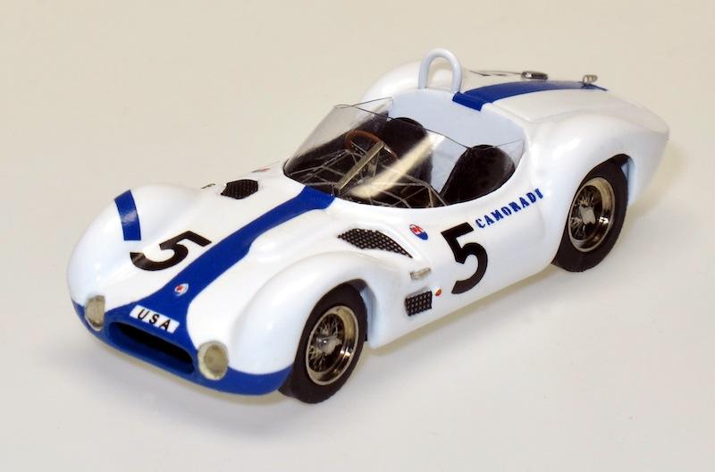 87014 1 Maserati Birdcage Tipo 61 1000km Nürburgring 1960