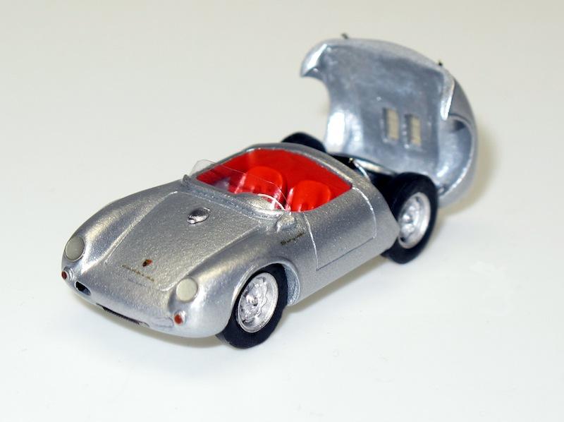 87015 2 Porsche 550 Spyder