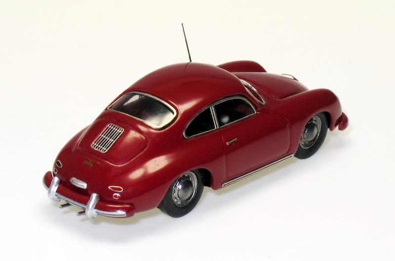 87017 2 Porsche 356 A Coupe