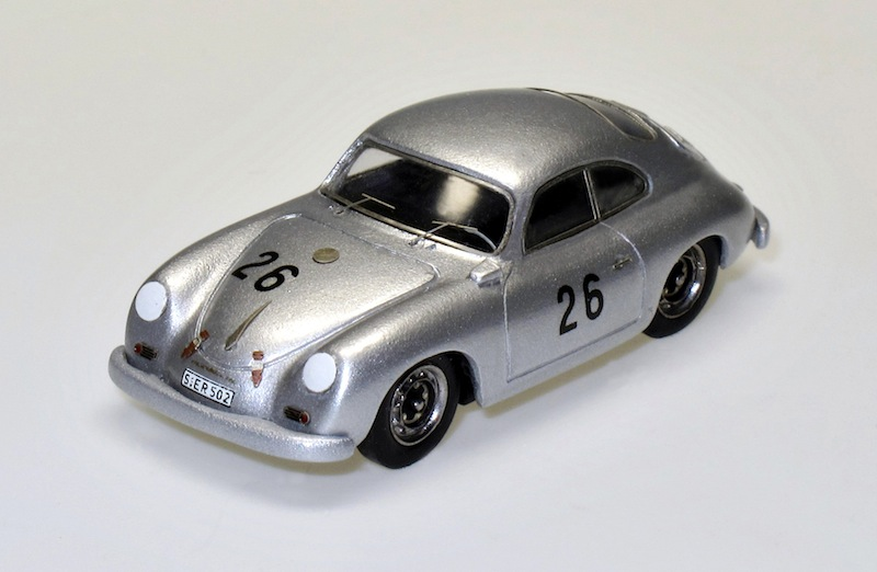 87018 1 Porsche 356 A Carrera Coupe Targa Florio 54