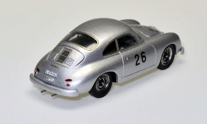 87018 2 Porsche 356 A Carrera Coupe Targa Florio 54