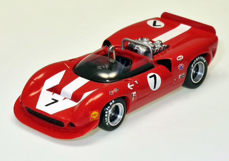 87021 1 Lola T70 Spyder Riverside 66