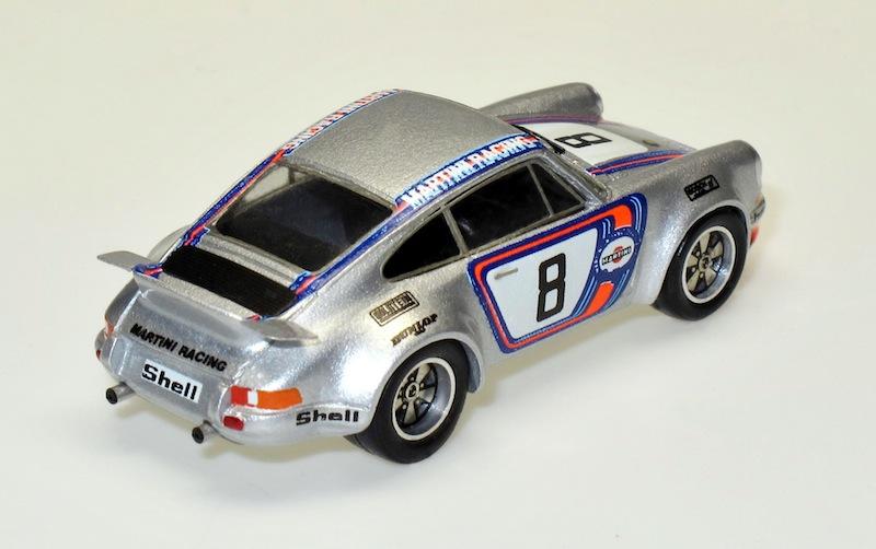 87025 2 Porsche 911 Carrera RSR 2.8 Targa Florio 73