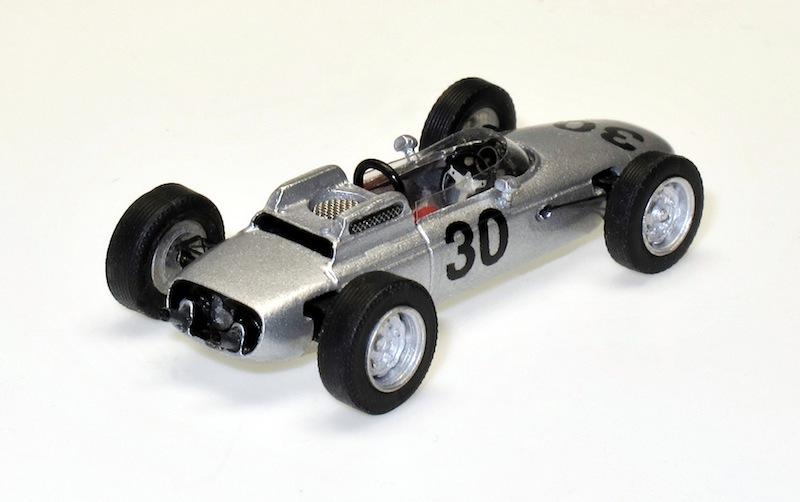 87026 2 Porsche 804 F1 Französischer GP 1962