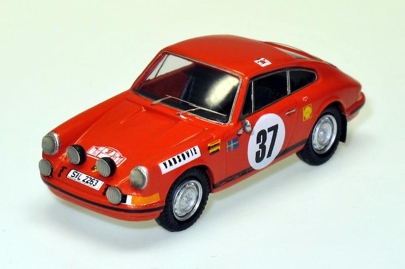 87031 1 Porsche 911 Rallye Monte Carlo 69