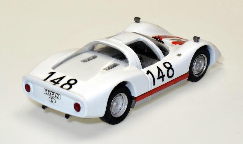 87035 2 Porsche 906 Targa Florio 66