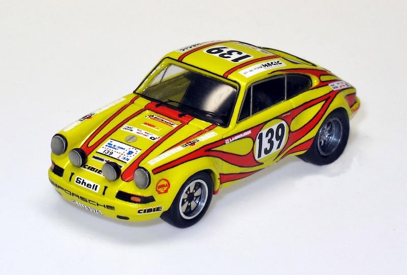 87041 1 Porsche 911 R Lightweight Tour de France 70