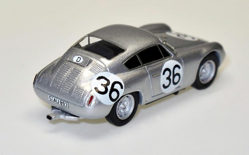 87043 2 Porsche 356B Carrera GTL Abarth Coupe Le Mans 1961