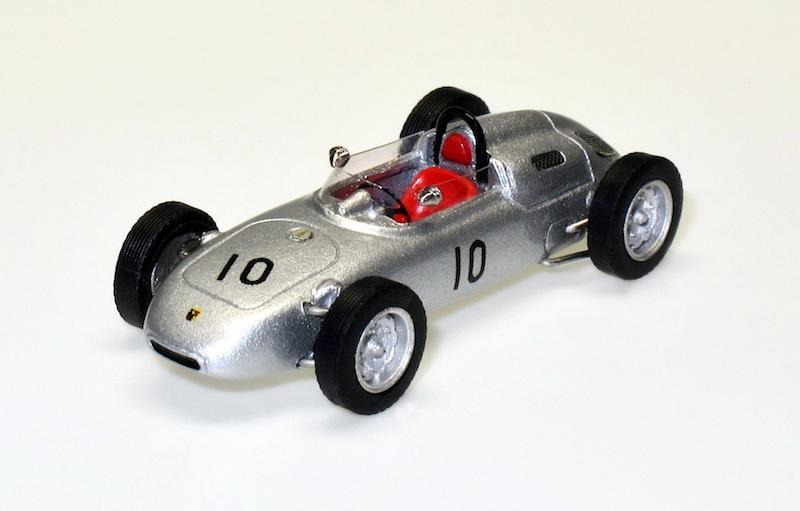 87046 1 Porsche 718 F2 Nürburgring 1961