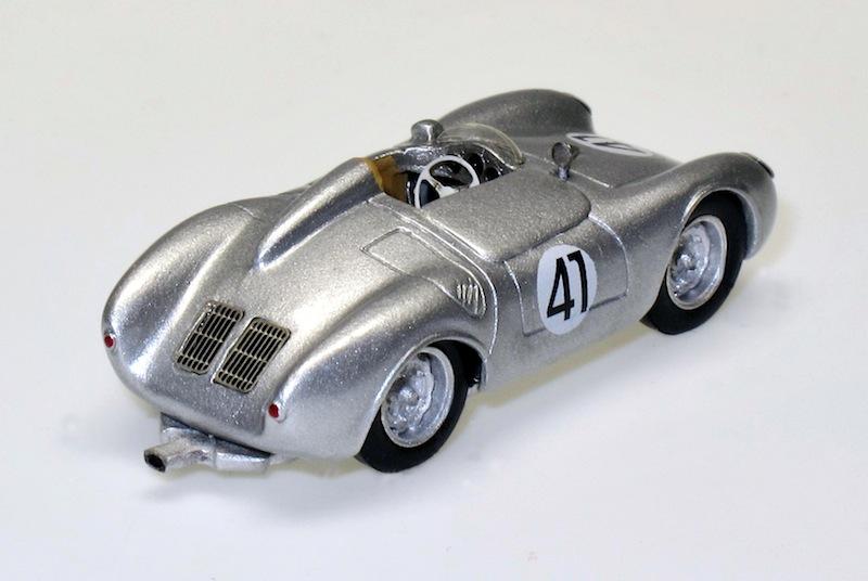 87047 2 Porsche 550 A Spyder racing Sebring 57