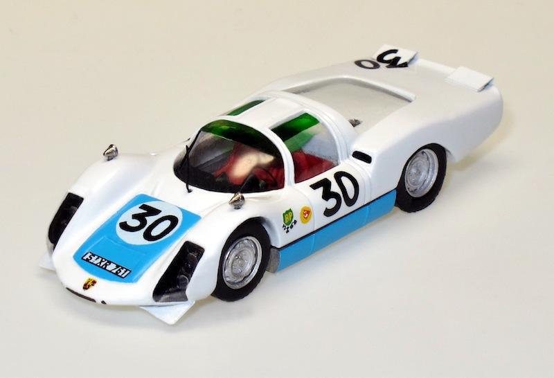 87049 1 Porsche 906 LH Le Mans 66