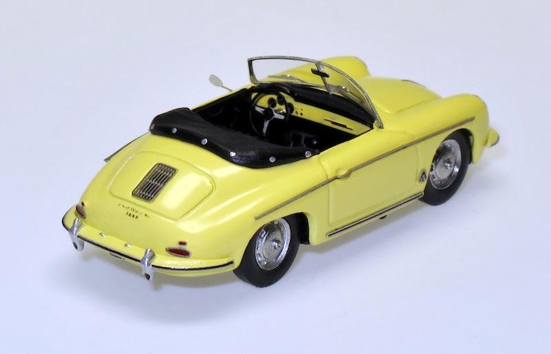 87050 2 Porsche 356 B T5 Roadster