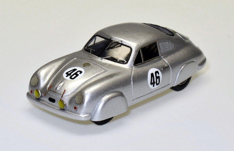 87058 1 Porsche 356 SL Le Mans 51