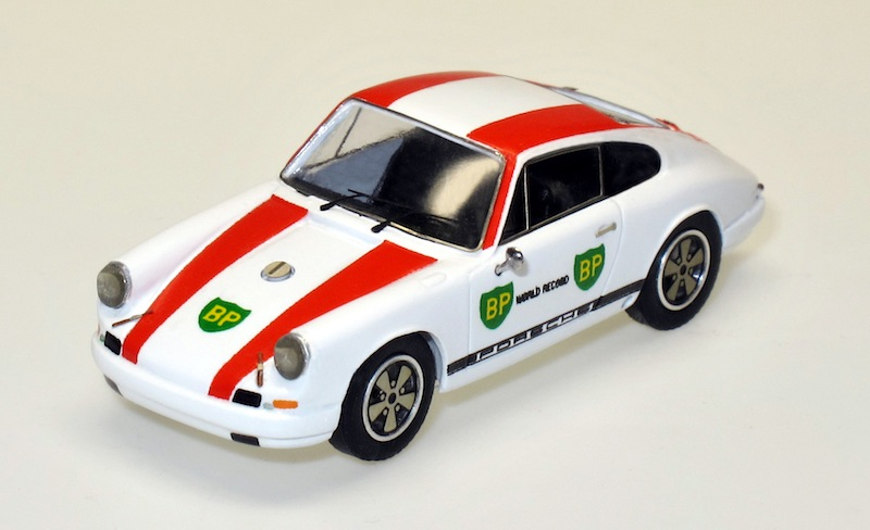 87062 1 Porsche 911 R Monza World Record 67