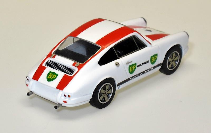 87062 2 Porsche 911 R Monza World Record 67