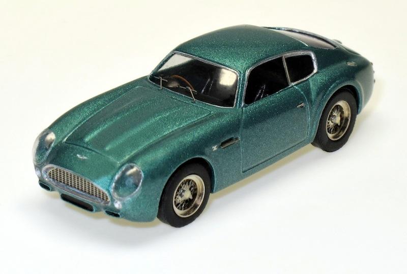 87068 1 Aston Martin DB 4 Zagato