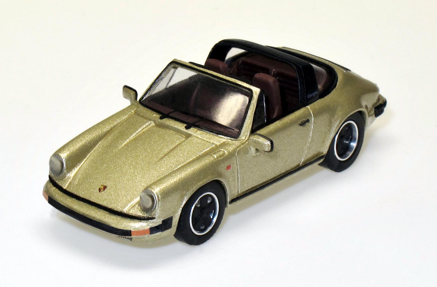 87083 Porsche 911 Carrera targa