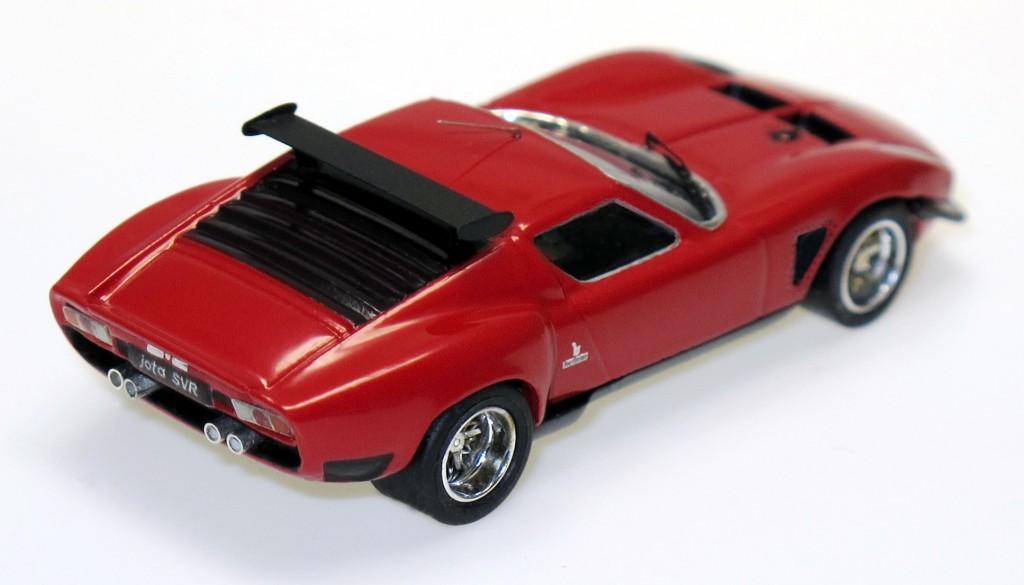 MTM 101 2 Lamborghini Jota SVR