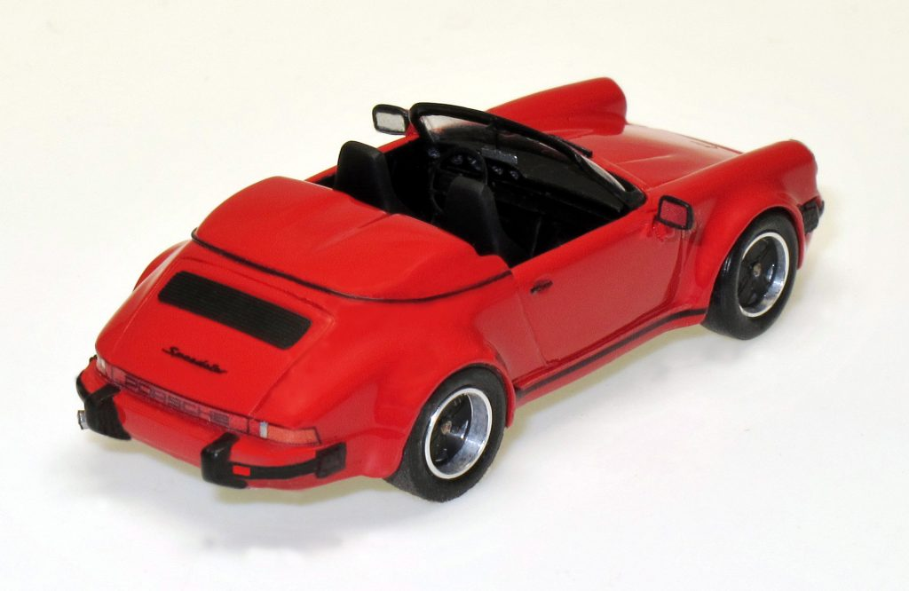 87079 2 Porsche 911 Speedster 3.2l